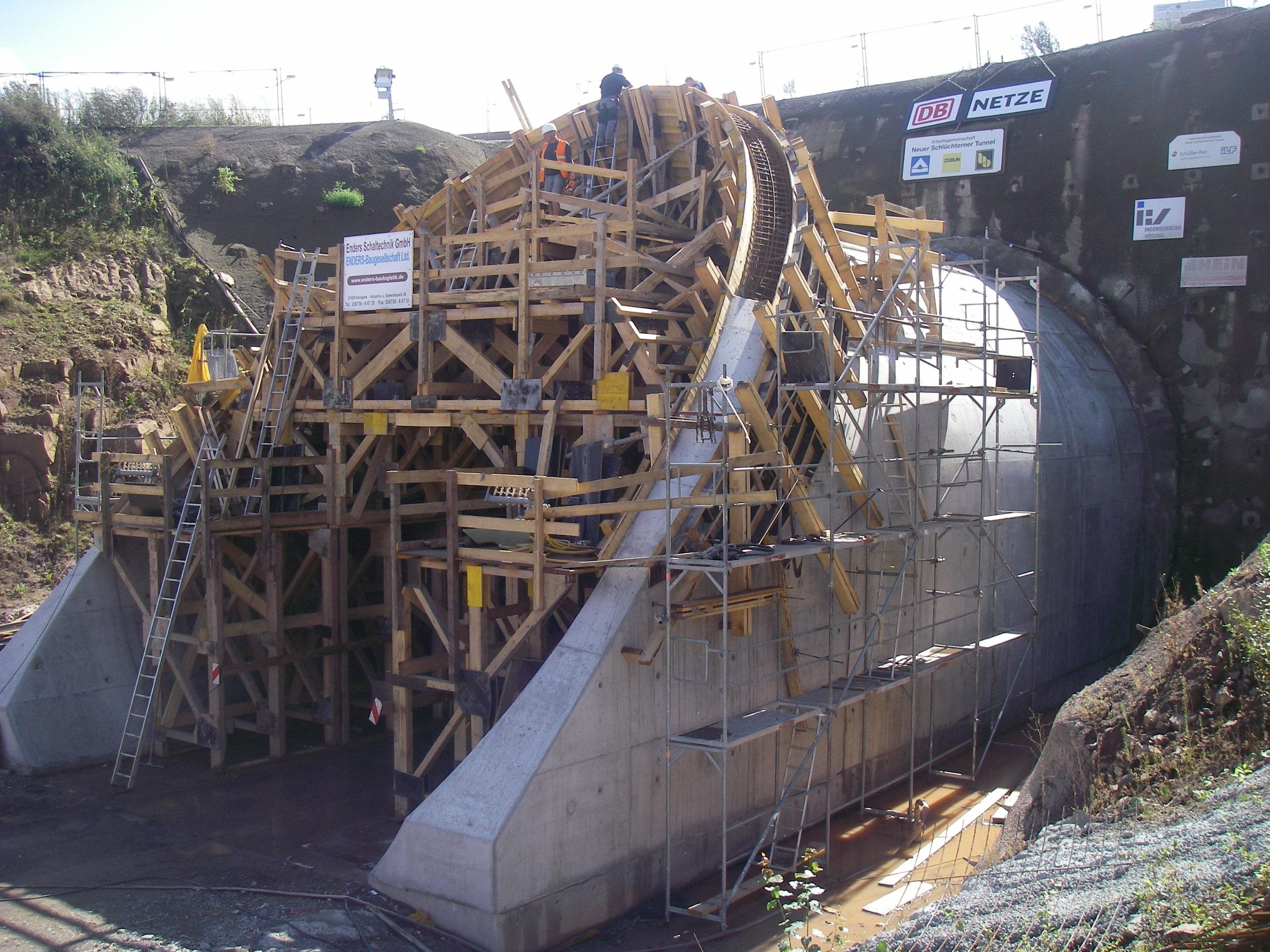 Tunnel Schlüchtern 03.09.09 010